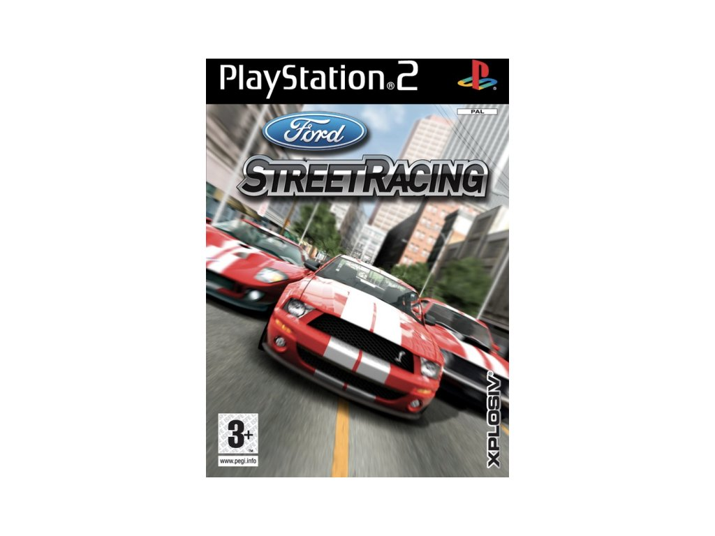 P2S FORD STREET RACING