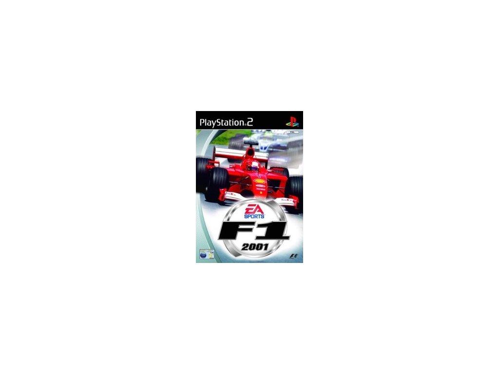 P2S FORMULA 1 2001 EA SPORTS
