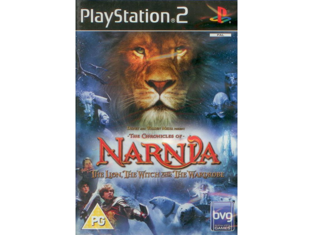P2S CHRONICLES OF NARNIA THE LION, THE WITCH AND THE WARDROBE