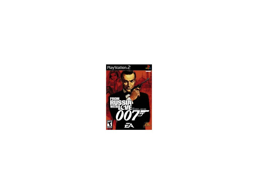 P2S JAMES BOND 007 FROM RUSSIA WITH LOVE