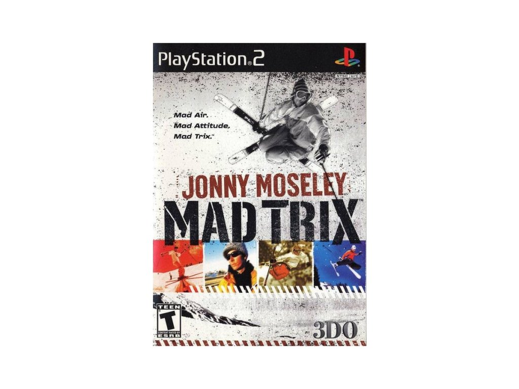 P2S JONNY MOSELEY MAD TRIX