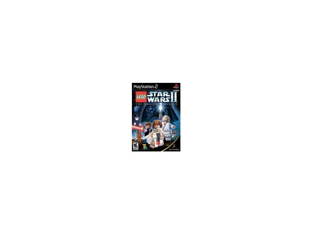 P2S LEGO STAR WARS II THE ORIGINAL TRILOGY