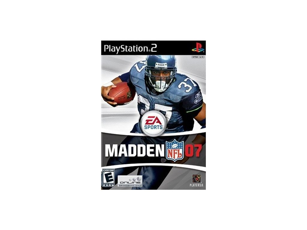 P2S MADDEN NFL 07