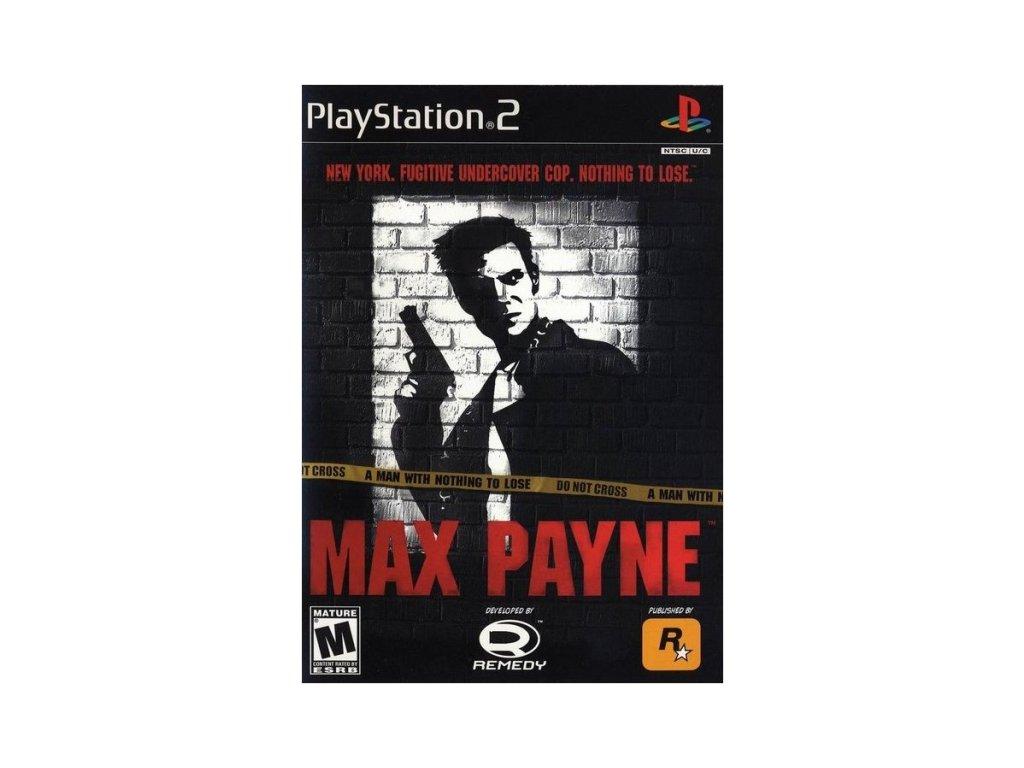 P2S MAX PAYNE