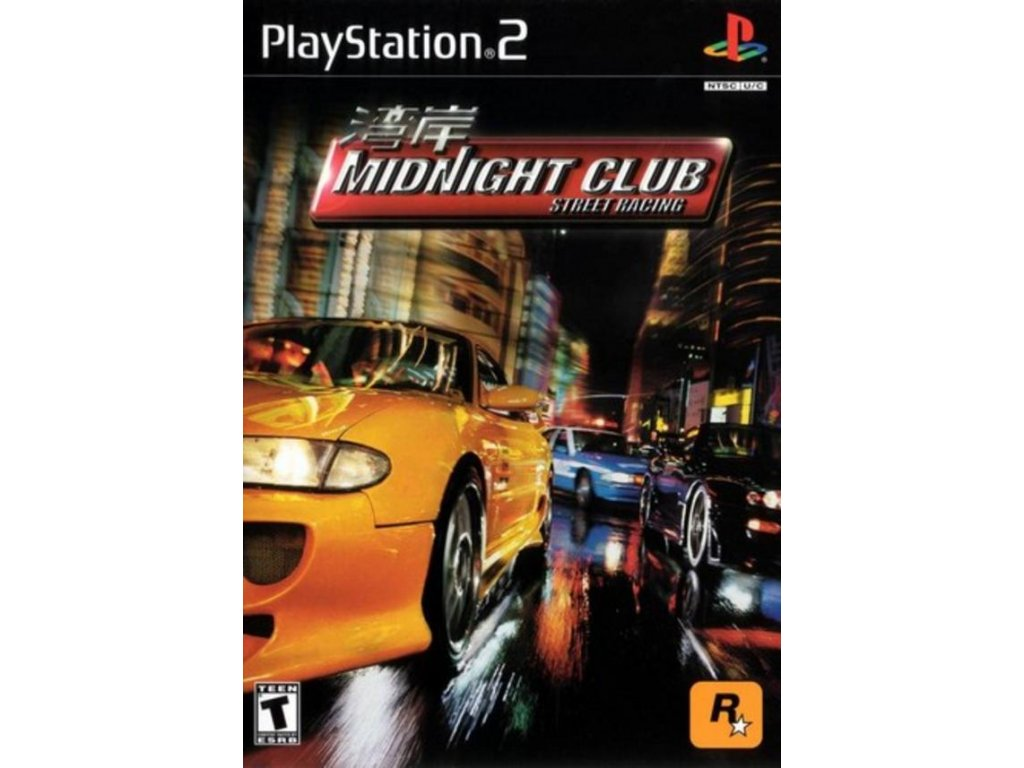 P2S MIDNIGHT CLUB STREET RACING