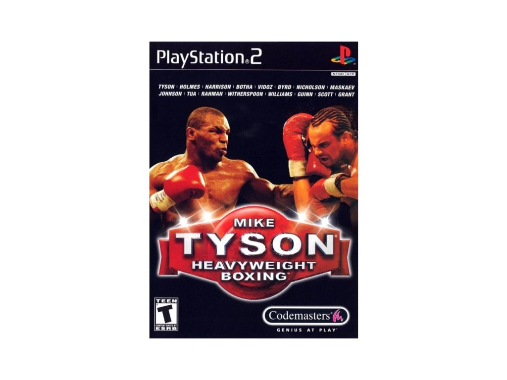 P2S MIKE TYSON BOXING