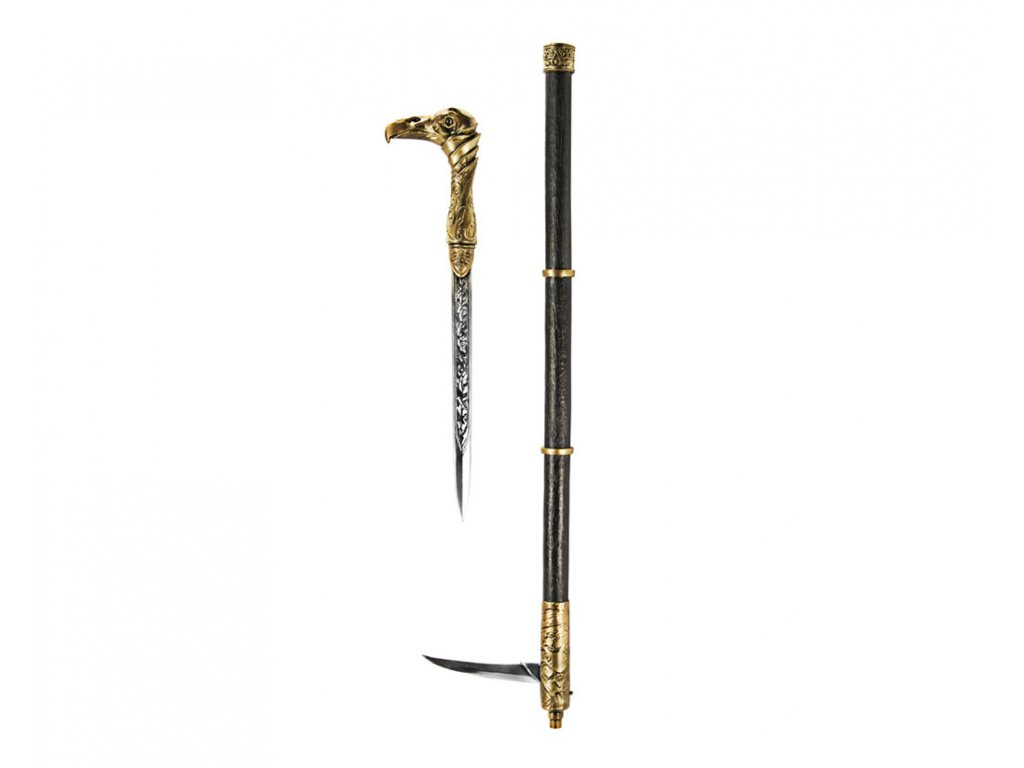 AC ASSASSIN'S CREED SYNDICATE CANE SWORD