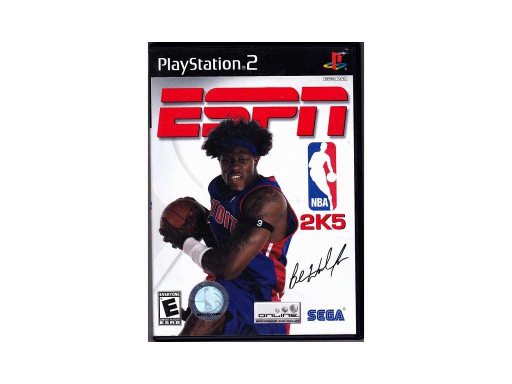 P2S NBA 2K5 ESPN