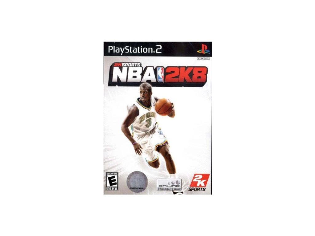P2S NBA 2K8