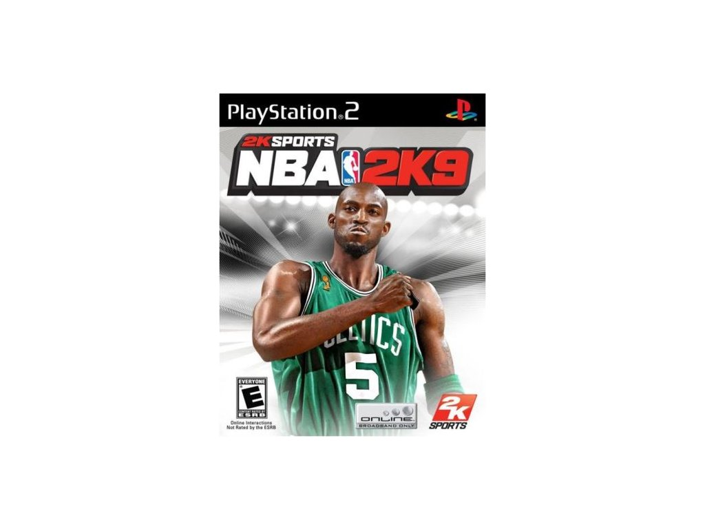 P2S NBA 2K9