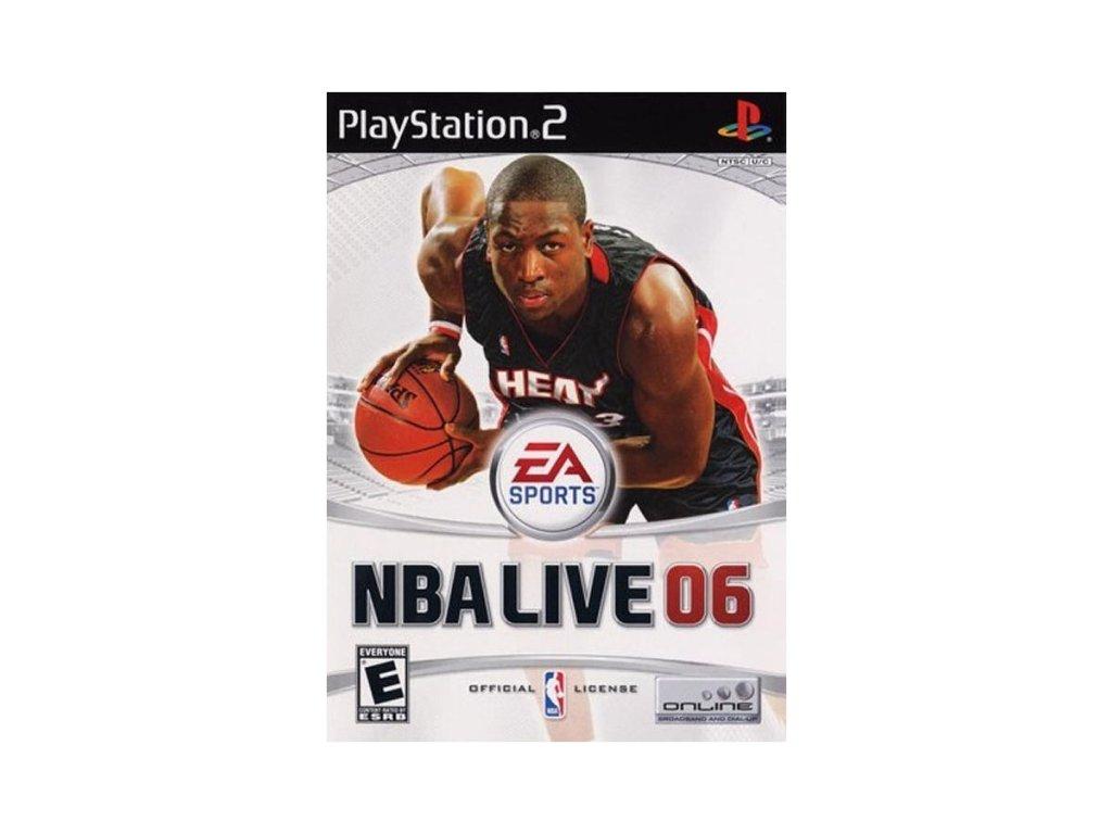 P2S NBA LIVE 06