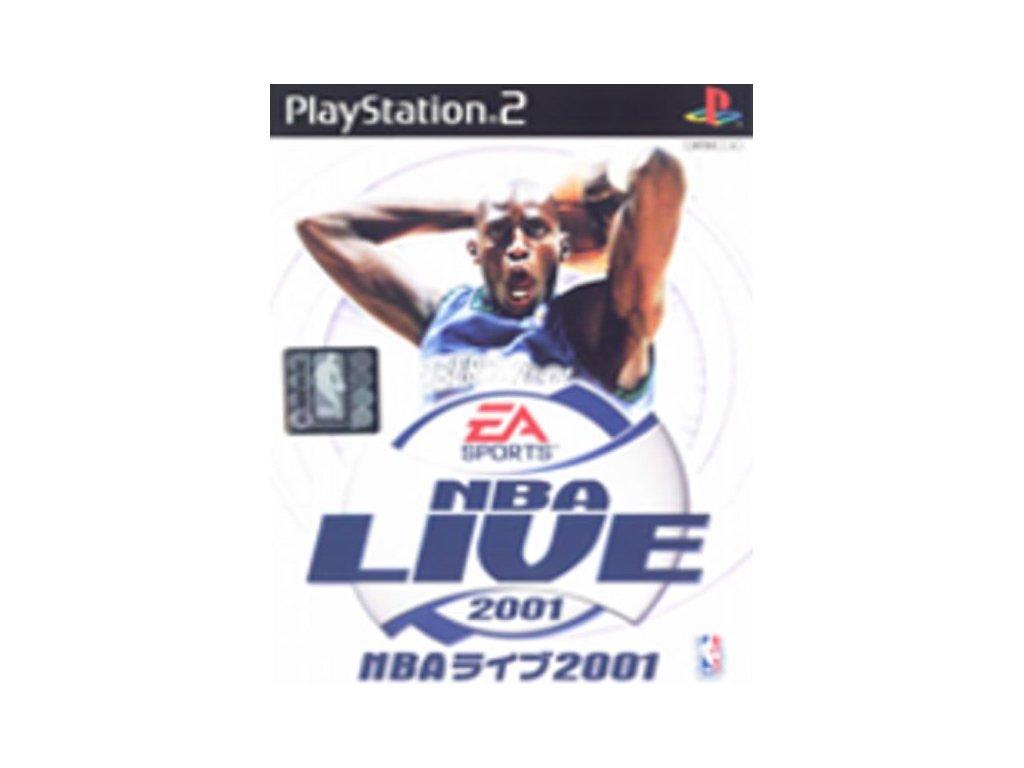 P2S NBA LIVE 2001
