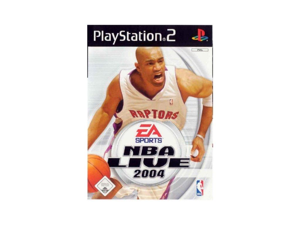 P2S NBA LIVE 2004