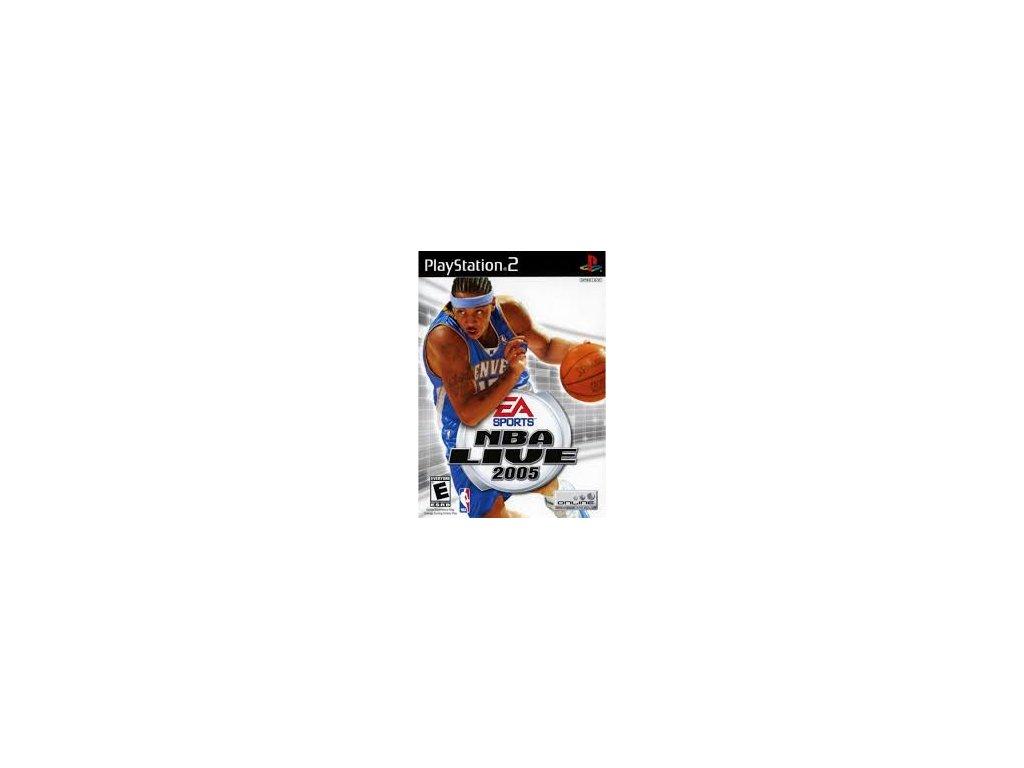 P2S NBA LIVE 2005