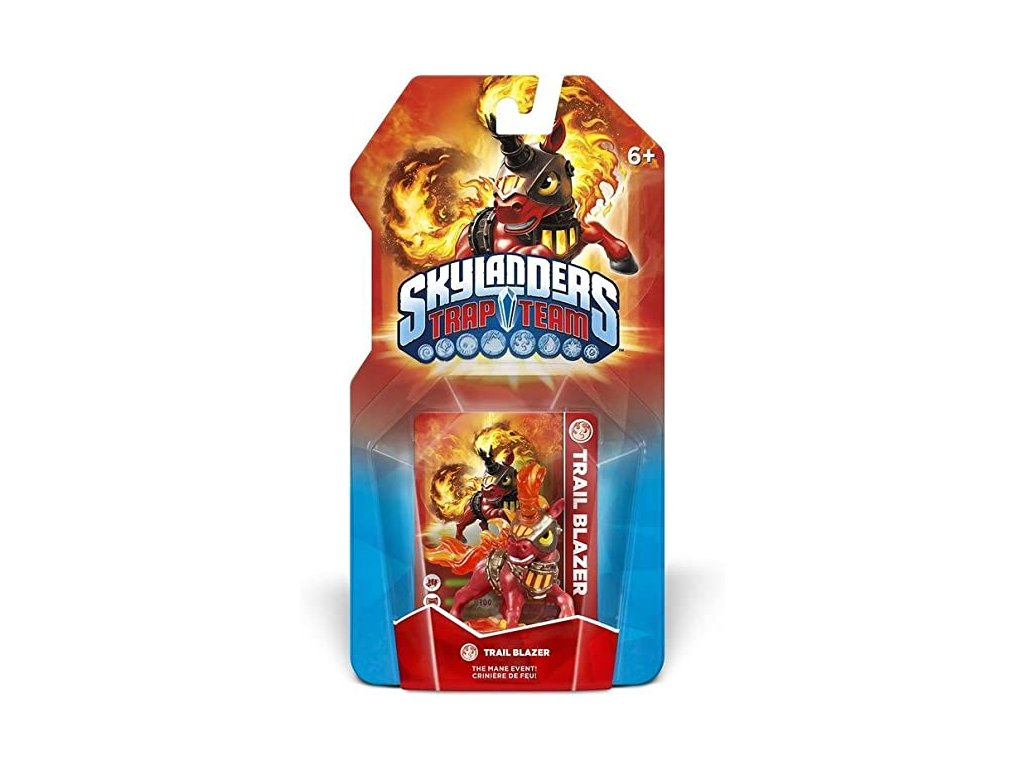 AC SKYLANDERS 4 TRAP TEAM TRAIL BLAZER