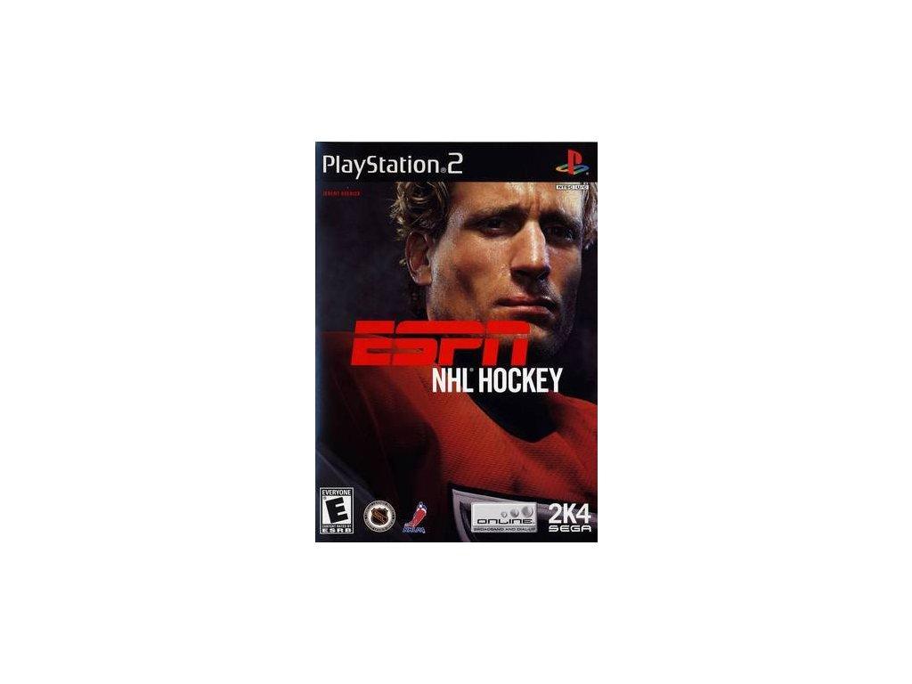 P2S NHL 2K4 ESPN HOCKEY