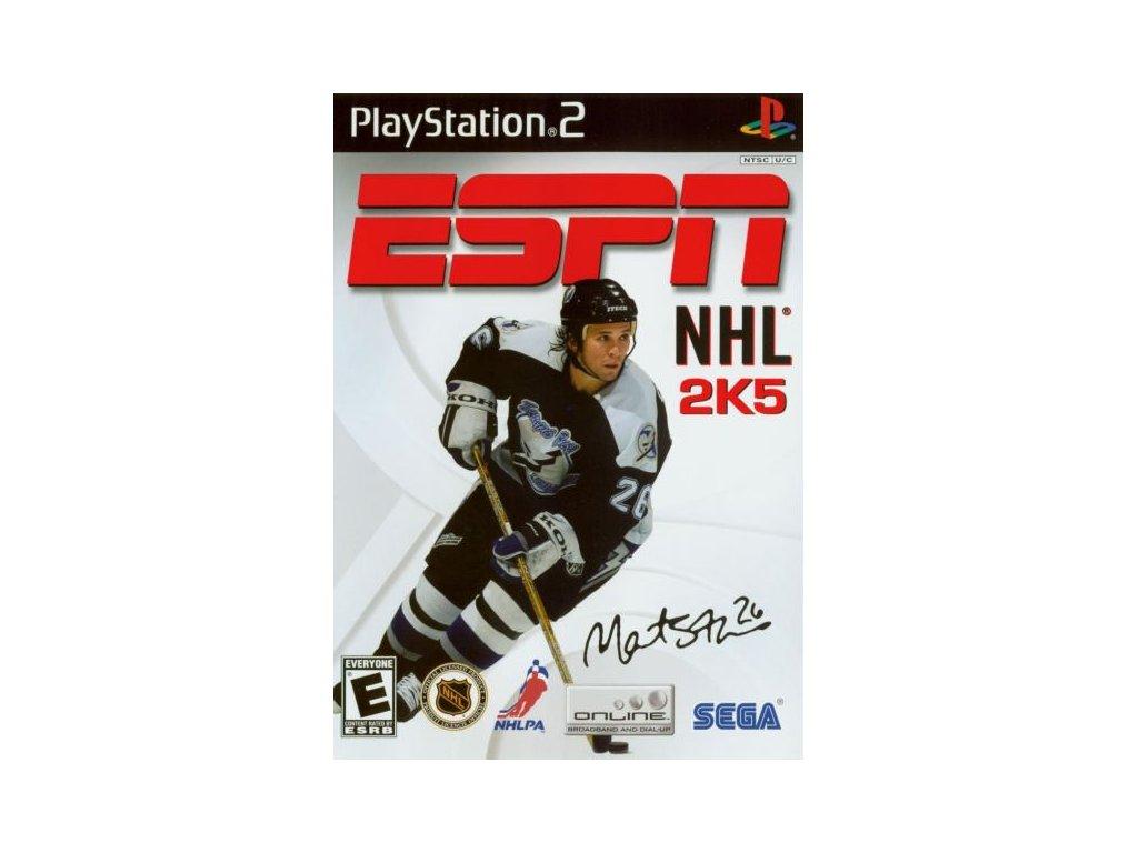 P2S NHL 2K5 ESPN