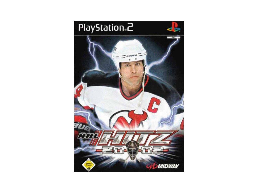 P2S NHL HITZ 2002