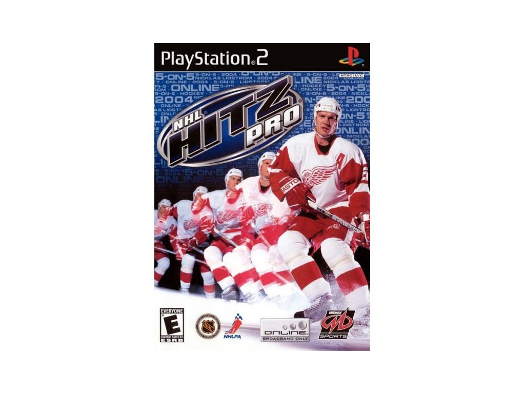 P2S NHL HITZ PRO