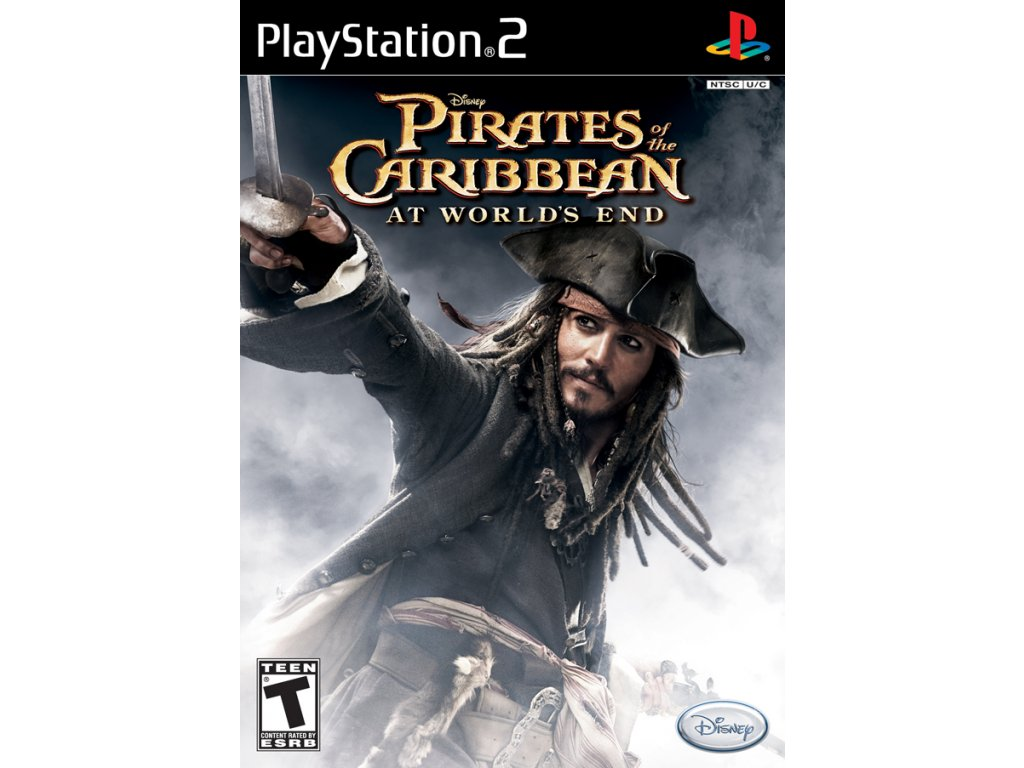 P2S PIRATES OF THE CARIBBEAN AT WORLD'S END