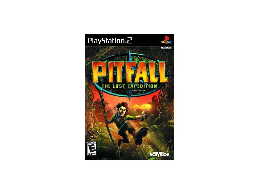 P2S PITFALL THE LOST EXPEDITION