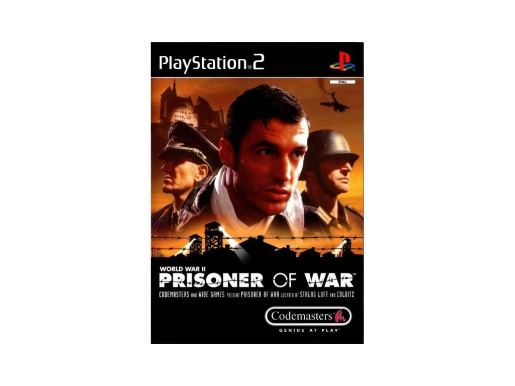 P2S PRISONER OF WAR