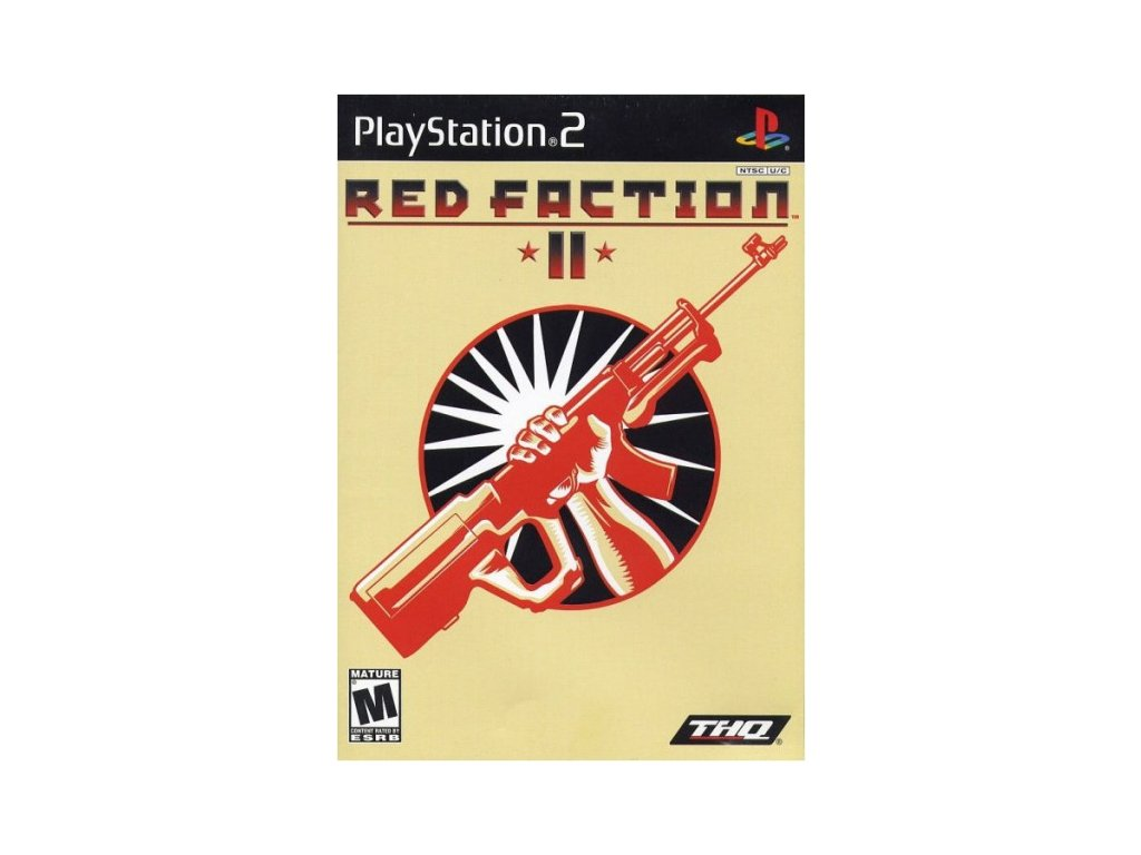 P2S RED FACTION 2
