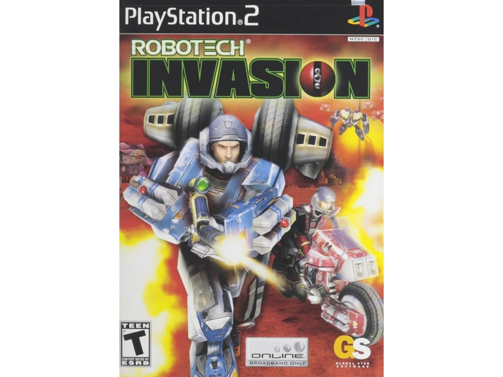 P2S ROBOTECH INVASION