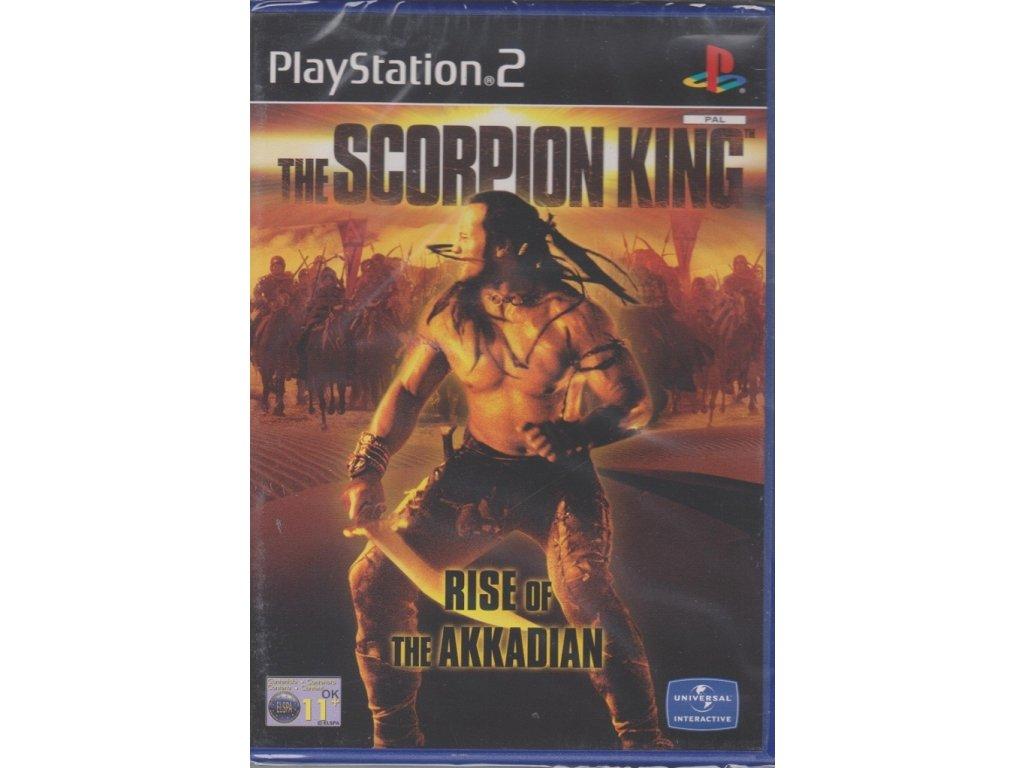 P2S SCORPION KING RISE OF THE AKKADIAN