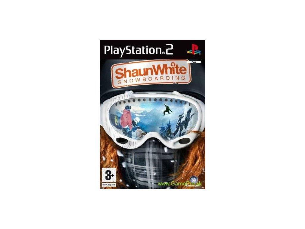 P2S SHAUN WHITE SNOWBOARDING
