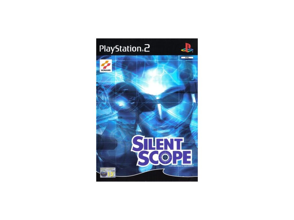 ps2 silent scope