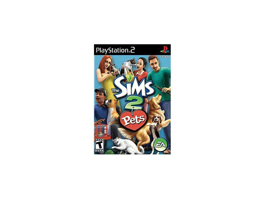 P2S SIMS 2 PETS