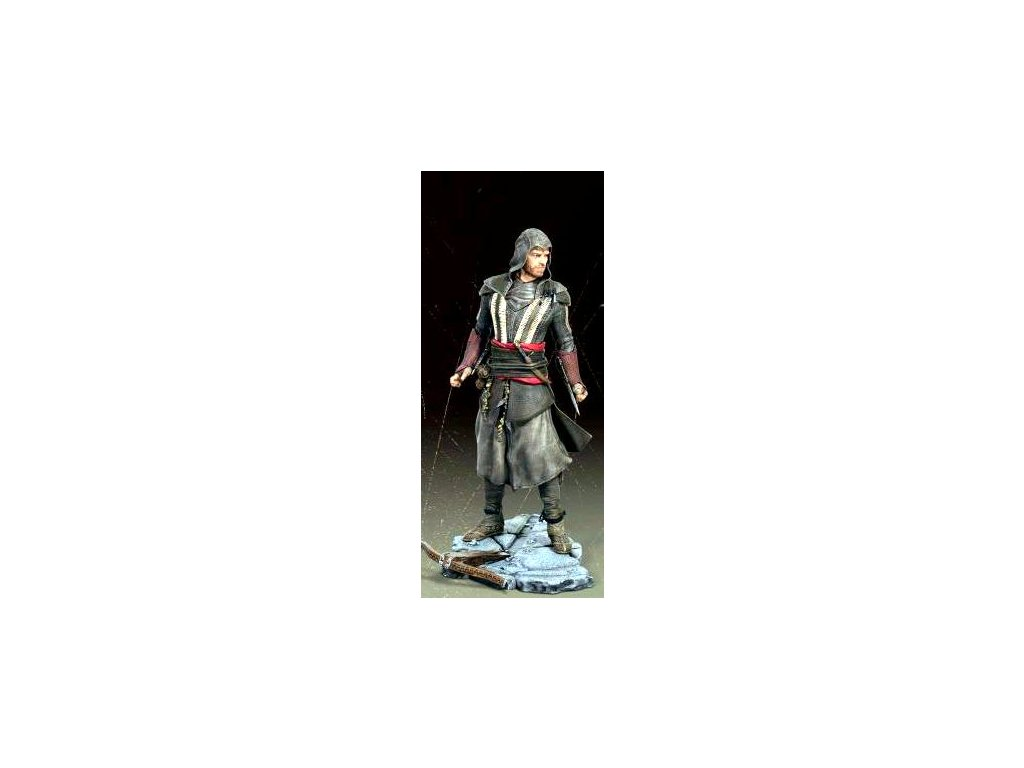 AC FIGURKA ASSASSIN'S CREED MOVIE AGUILAR
