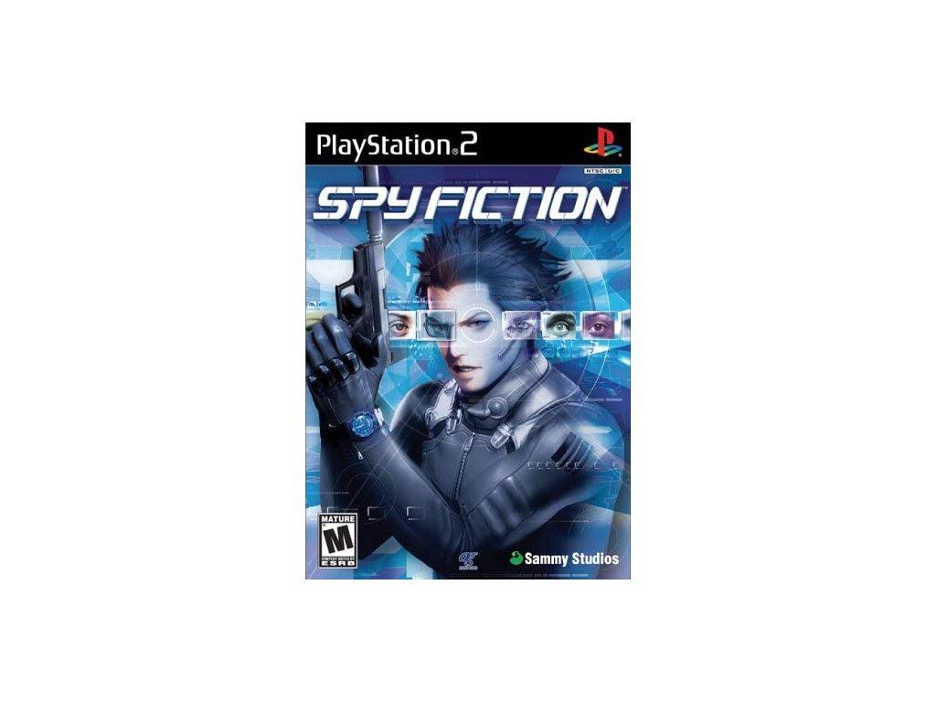 P2S SPY FICTION