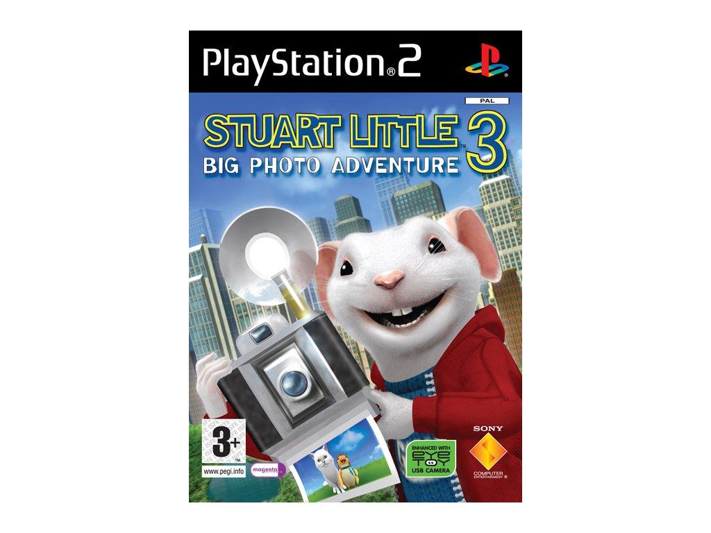 P2S STUART LITTLE 3 BIG PHOTO ADVENTURE