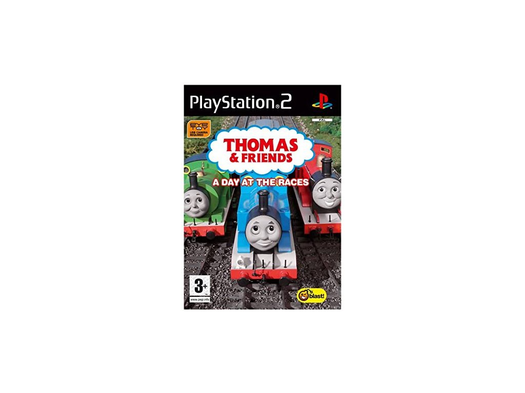P2S THOMAS & FRIENDS A DAY AT THE RACES
