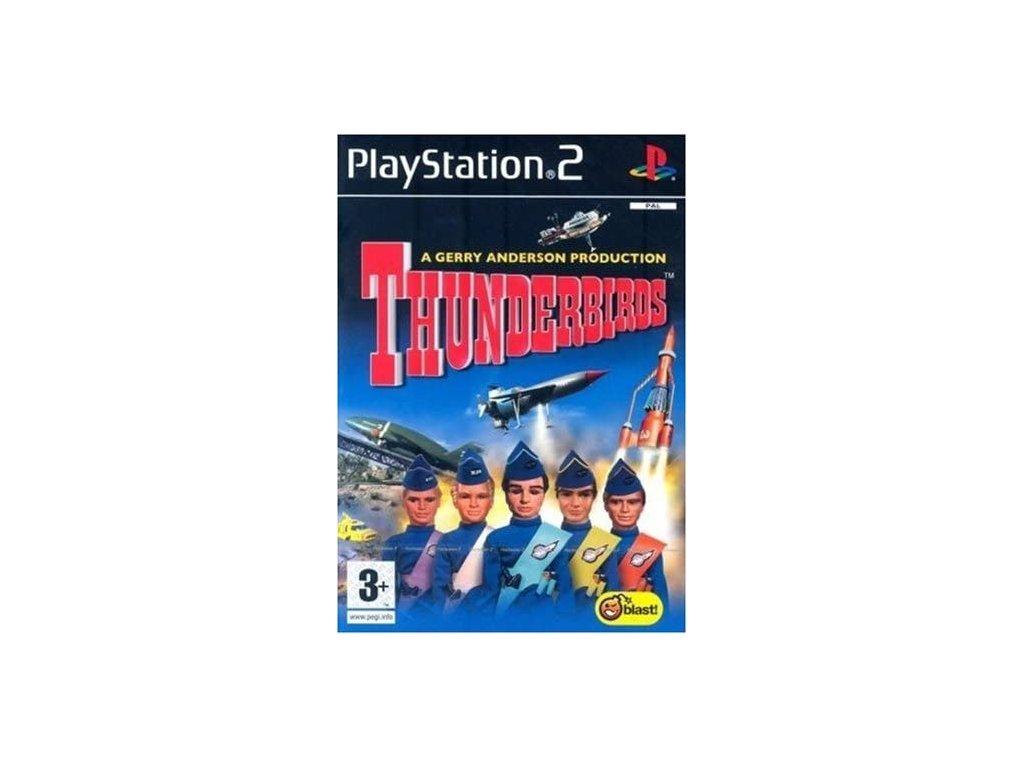 P2S THUNDERBIRDS