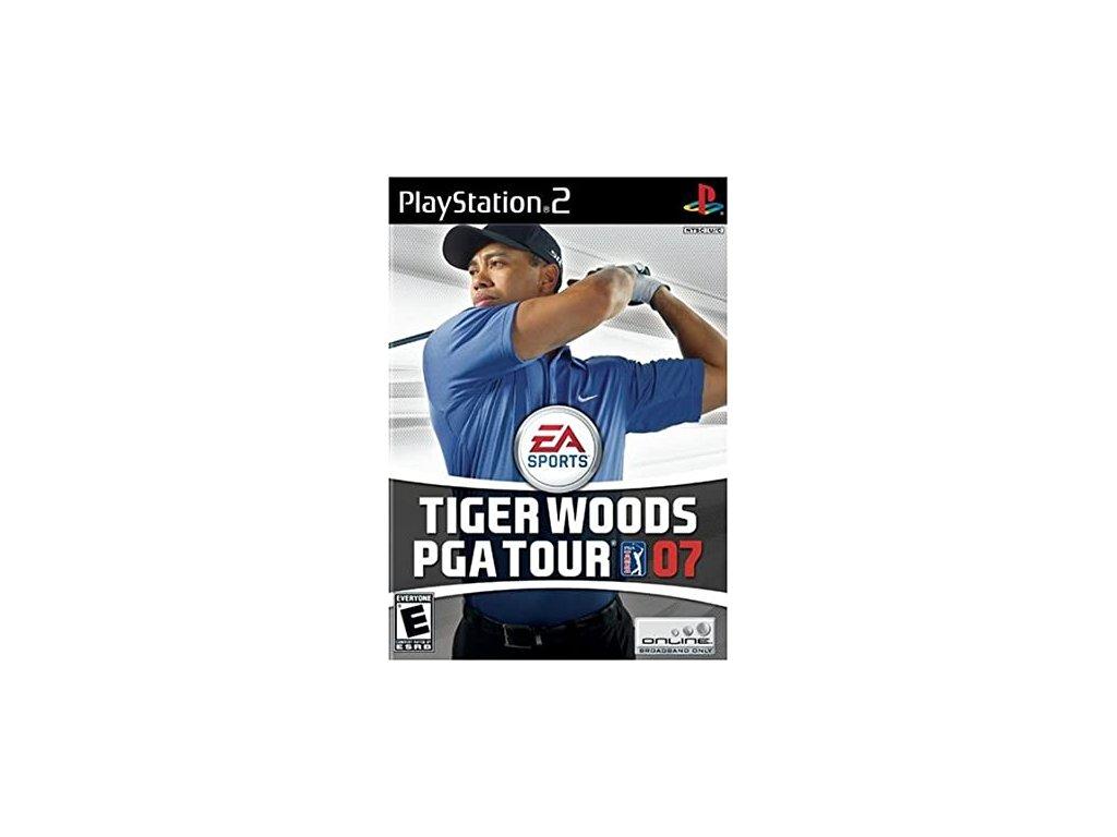 P2S TIGER WOODS PGA TOUR 07