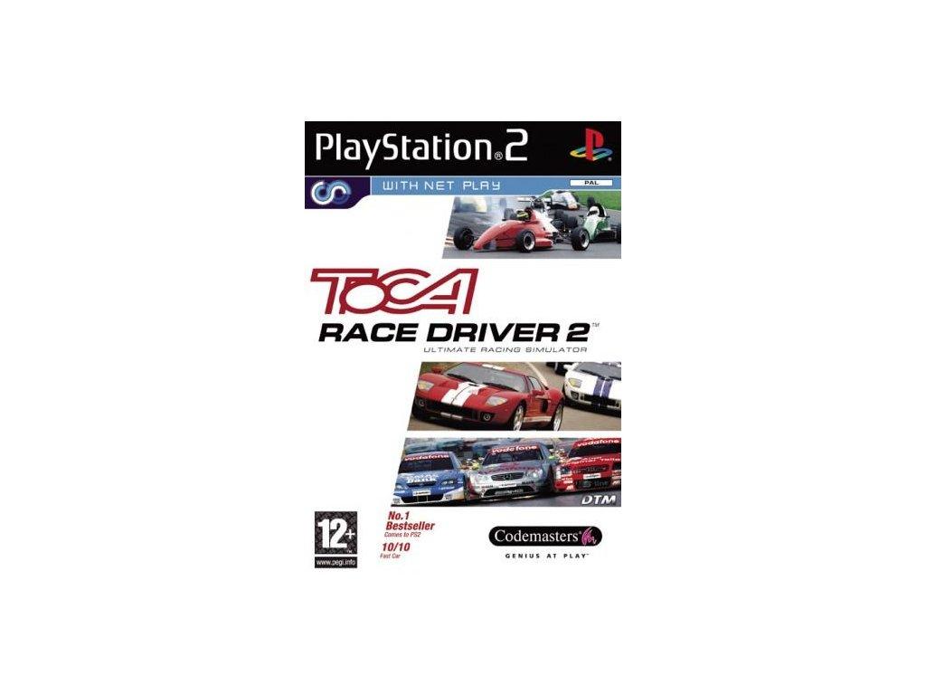 P2S TOCA RACE DRIVER 2