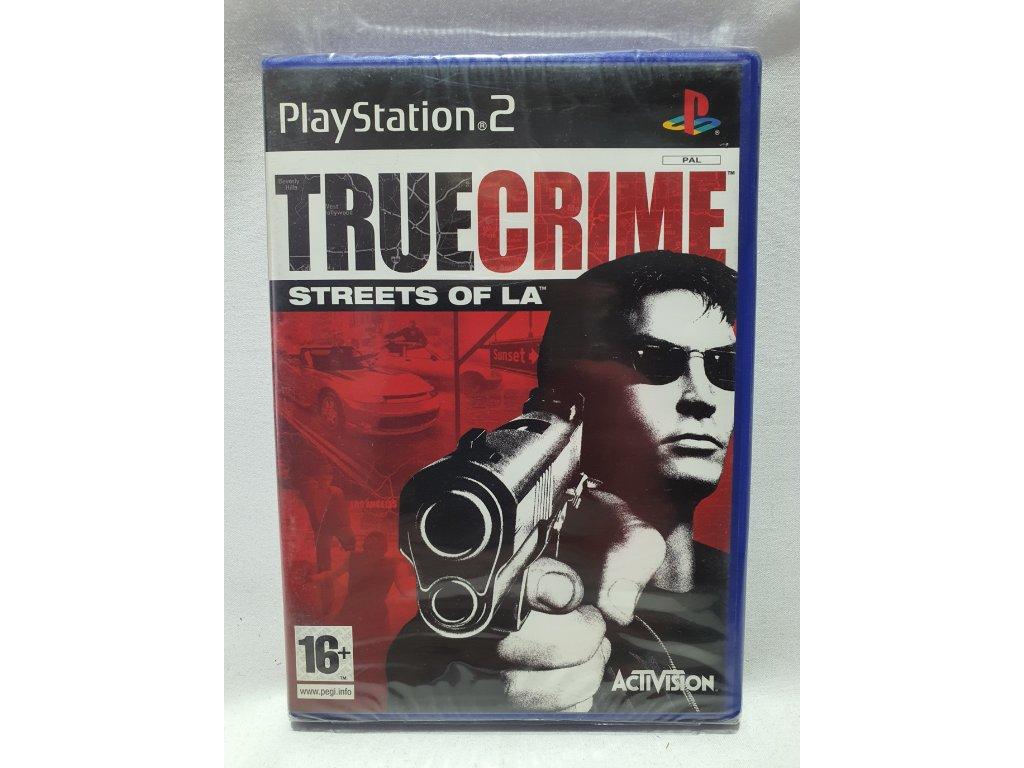 P2S TRUE CRIME STREETS OF LA