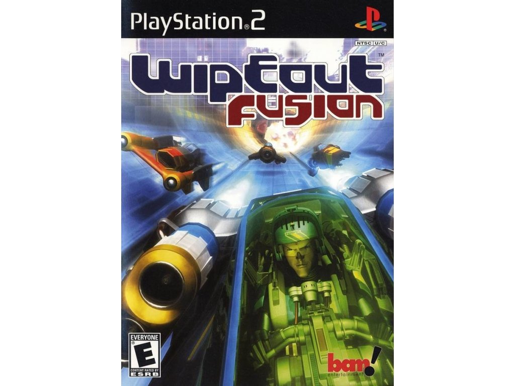 P2S WIPEOUT FUSION