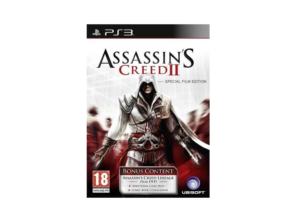 p3s assassins creed 2 special film edition d9fe1bfed35ad53f