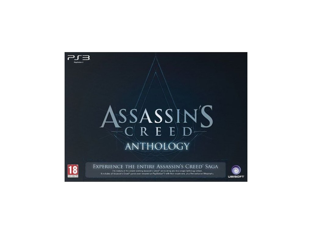 p3s assassins creed anthology 81d7144ac0884753