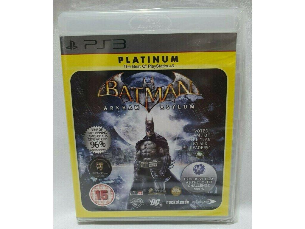 p3s batman arkham asylum ecf364a89d4611f9