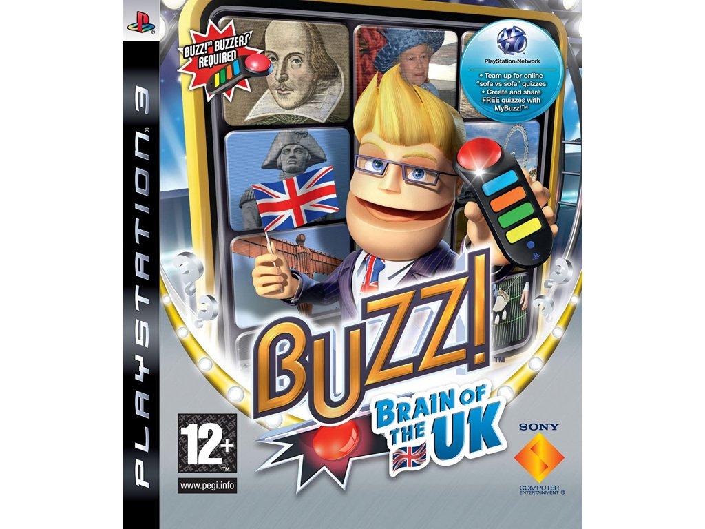 P3S BUZZ! BRAIN OF THE UK