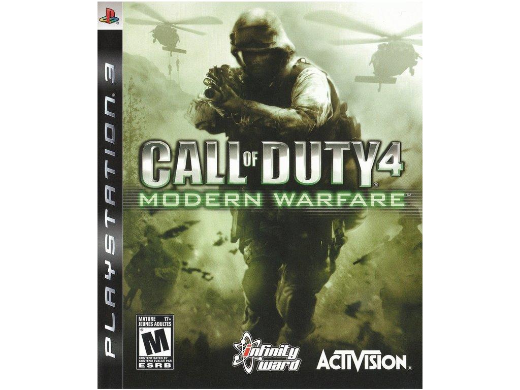 p3s call of duty 4 modern warfare 4780be214a8052ad