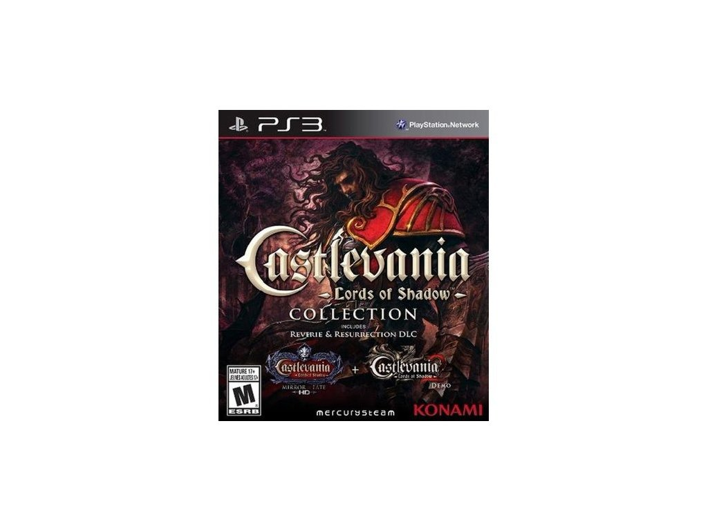 p3s castlevania lords of shadow collection cf352ef0b5a73d0d