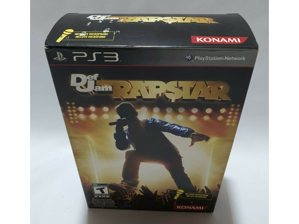 p3s def jam rapstar bundle wired microfon 880ed5a51cd7ee4a