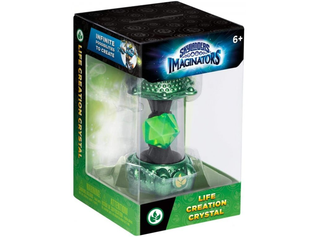 AC SKYLANDERS 6 IMAGINATORS CRYSTAL LIFE