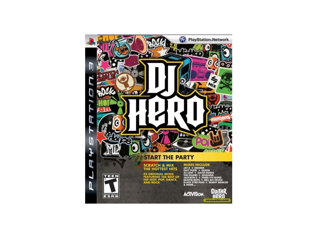 p3s dj hero game only c7f1272d9e60d865